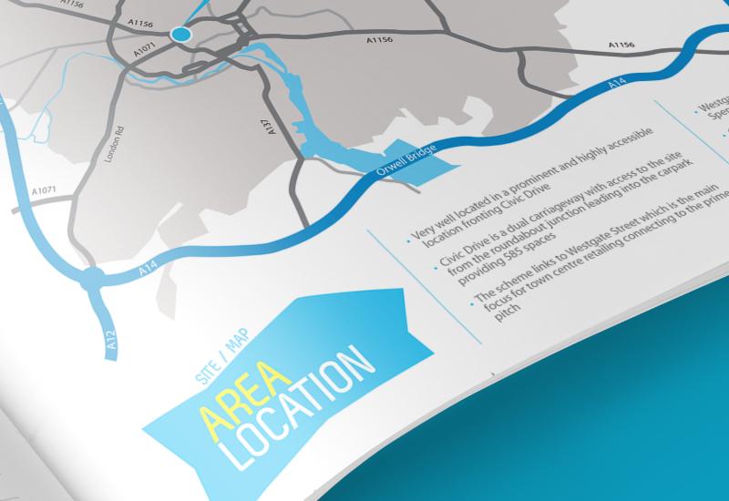 Westgate Retail Presenter Document Map