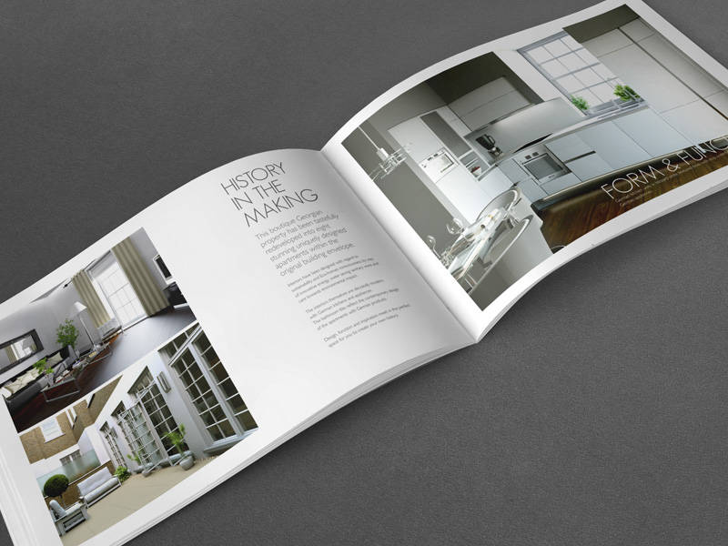 High End Property Brochure – Property Brochure