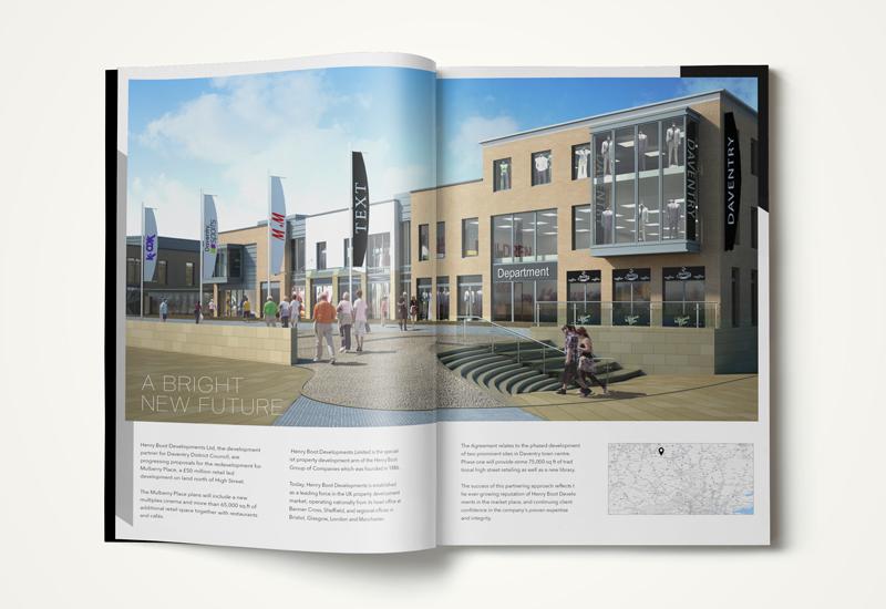 Commercial Property Brochure Design - Propertybrochure.Com