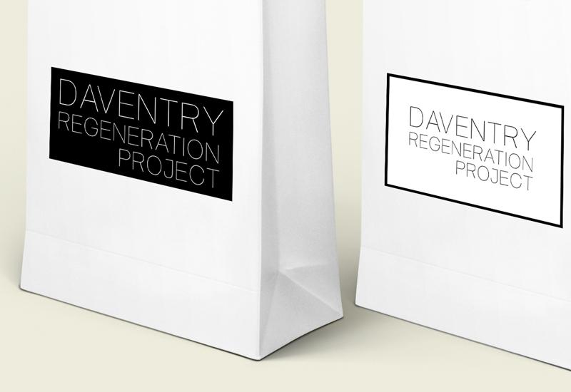 commercial property brochure branding