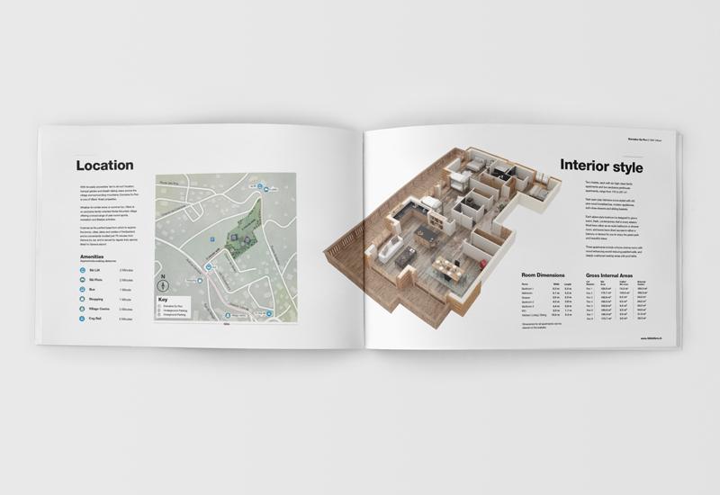 luxury home brochures inspiration