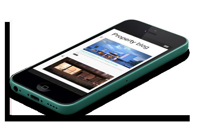 property blogging and marketing websites