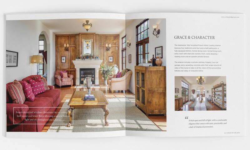 Luxury Residential Property Brochure inner