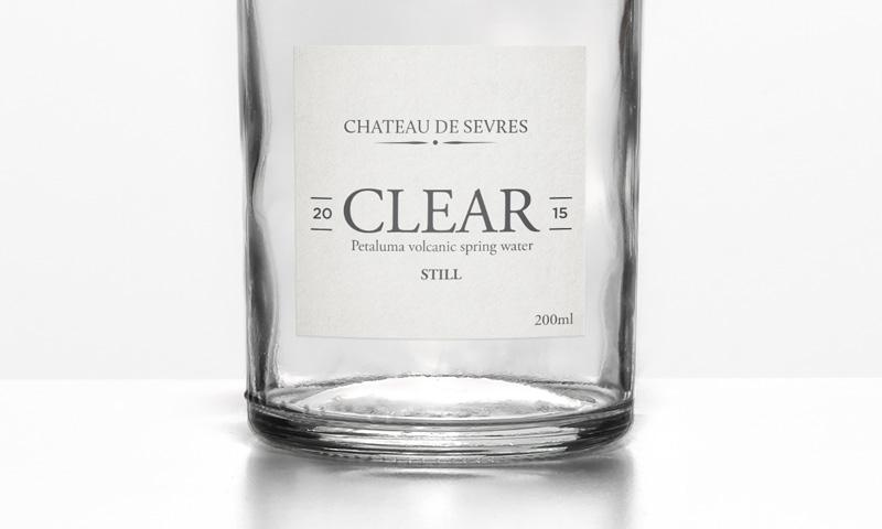 Luxury Residential Property merchandise bottle