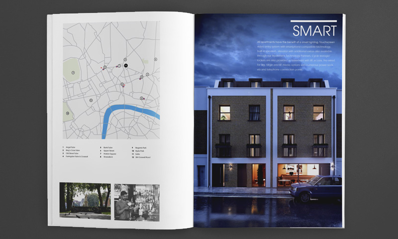 beautiful brochure design goswell exterior